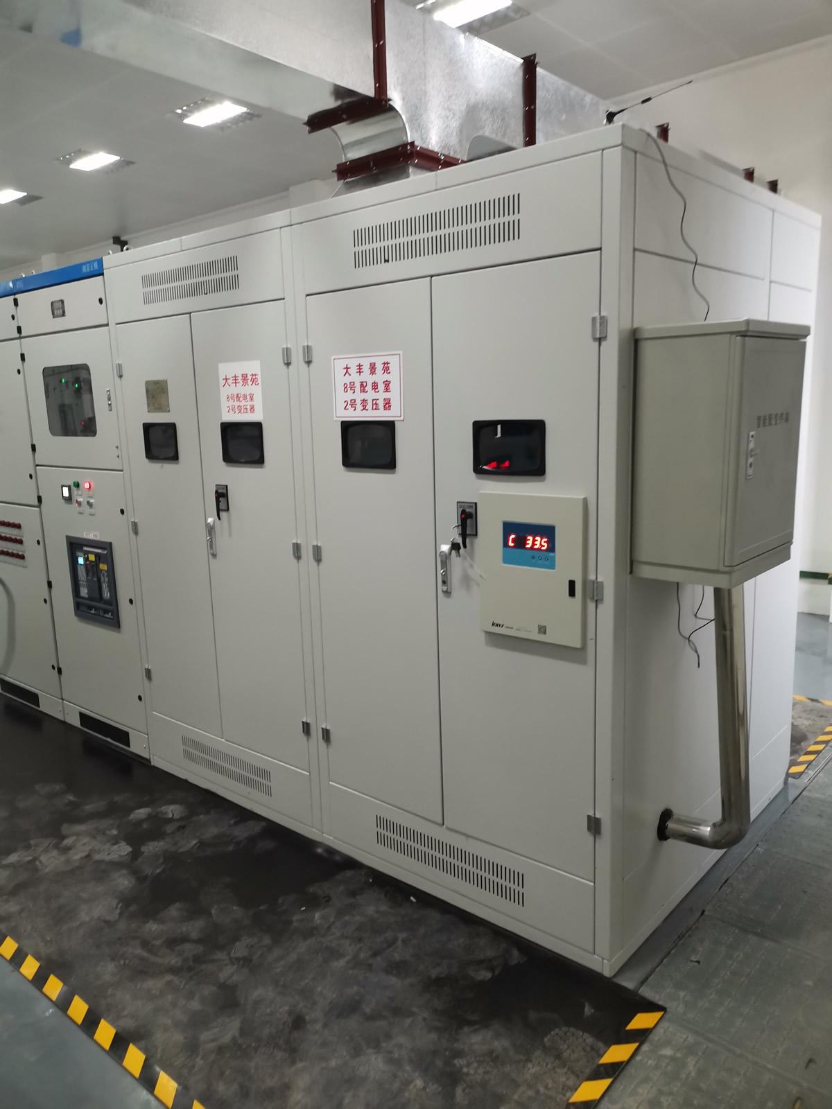 南京大全变压器温控器客户案例