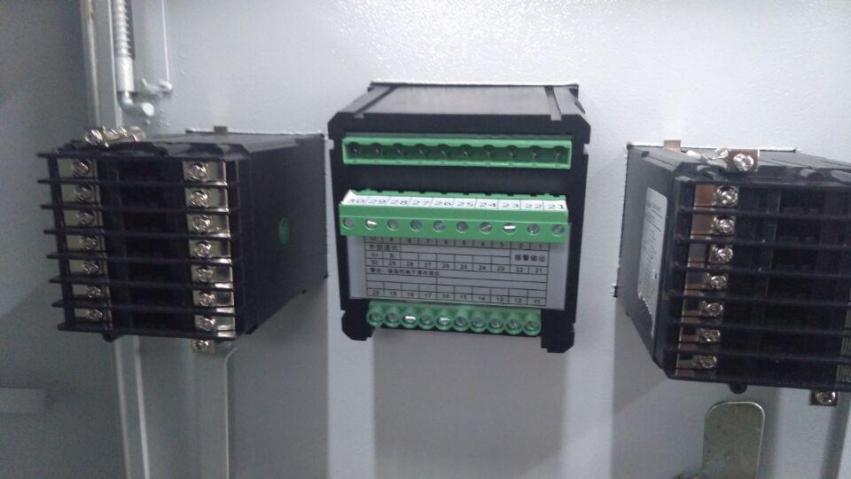 电缆接头光纤测温